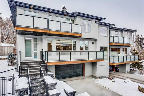 Townhouse for sale at 2205 15 St Southwest Calgary Alberta - MLS: C4279738