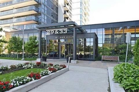 Condo for sale at 33 Singer Ct Unit 2205 Toronto Ontario - MLS: C4510572