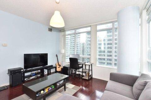 Apartment for rent at 65 Bremner Blvd Unit 2205 Toronto Ontario - MLS: C5057098