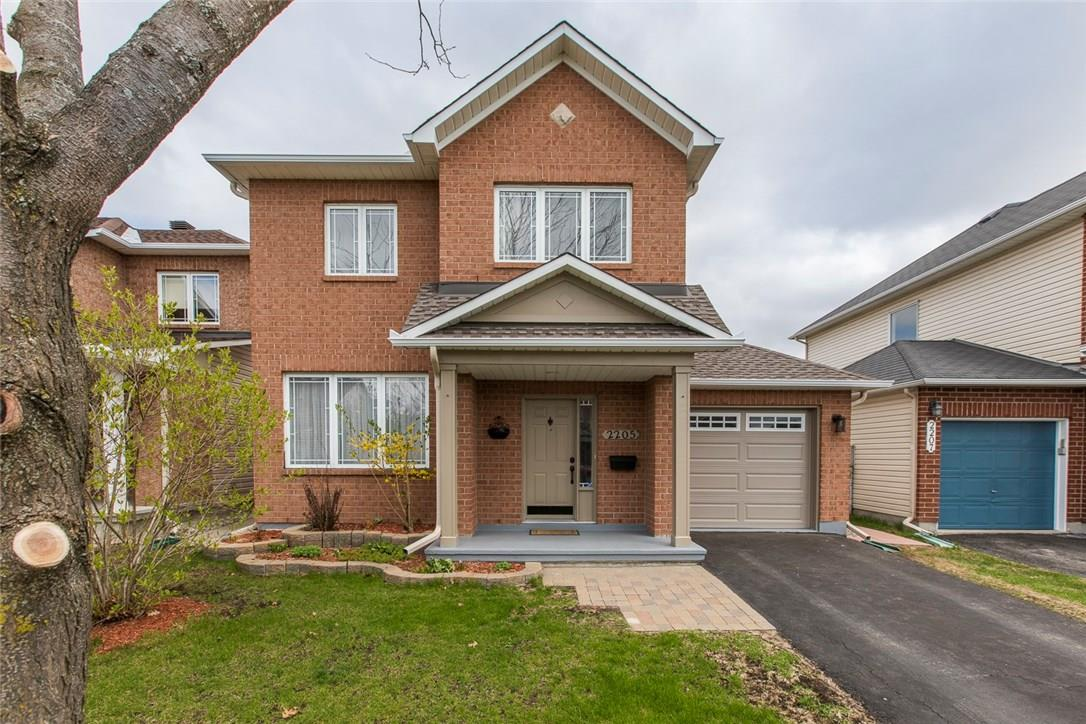 Removed: 2205 Esprit Drive, Ottawa, ON - Removed on 2019-05-24 23:15:26