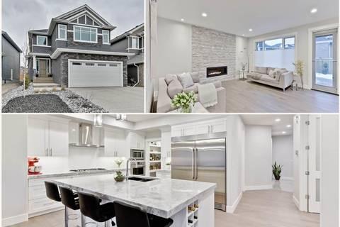 House for sale at 2205 Landing Landng Nw Edmonton Alberta - MLS: E4158019