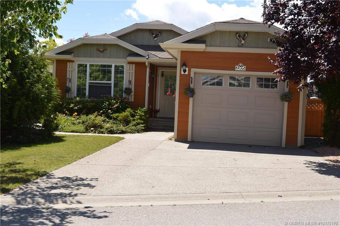 House for sale at 2205 Mimosa Dr West Kelowna British Columbia - MLS: 10175170