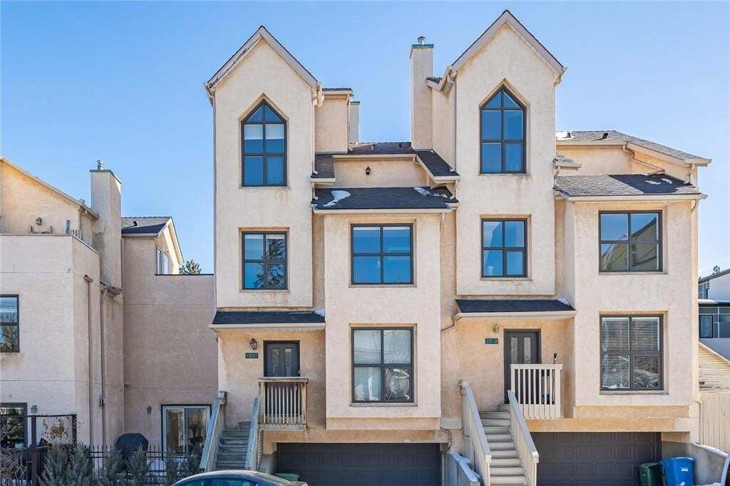 Townhouse for sale at 2206 15 St SW Bankview, Calgary Alberta - MLS: C4289640