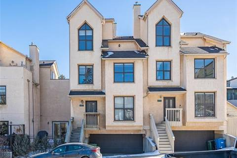 Townhouse for sale at 2206 15 St Southwest Calgary Alberta - MLS: C4289640