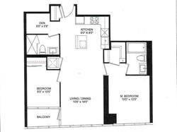 Condo for sale at 9 Bogert Ave Unit 2206 Toronto Ontario - MLS: C4491285