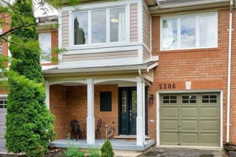 Townhouse for rent at 2206 Shadetree Ave Burlington Ontario - MLS: W4624573