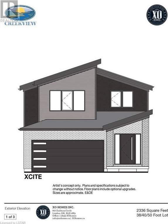 House for sale at 2206 Tokala Tr London Ontario - MLS: 239113