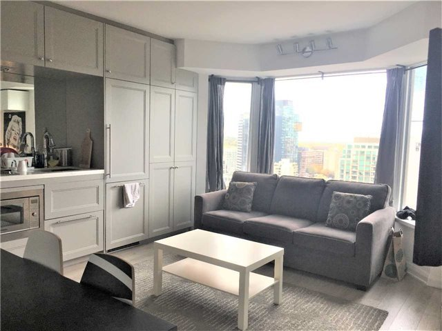 For Sale: 2207 - 155 Yorkville Avenue, Toronto, ON   1 Bed, 1 Bath Condo for $729,000. See 14 photos!