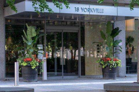 Apartment for rent at 18 Yorkville Ave Unit 2207 Toronto Ontario - MLS: C5079679