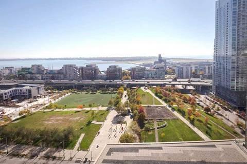 Apartment for rent at 21 Iceboat Terr Unit 2207 Toronto Ontario - MLS: C4672668