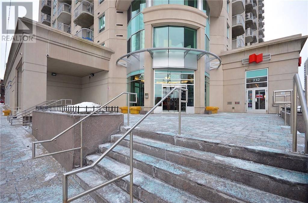 Condo for sale at 234 Rideau St Unit 2207 Ottawa Ontario - MLS: 1178433
