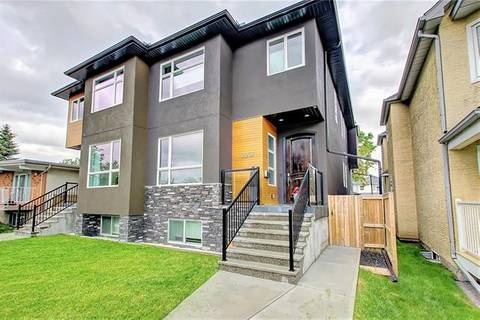 Townhouse for sale at 2207 3 Ave Northwest Calgary Alberta - MLS: C4254670