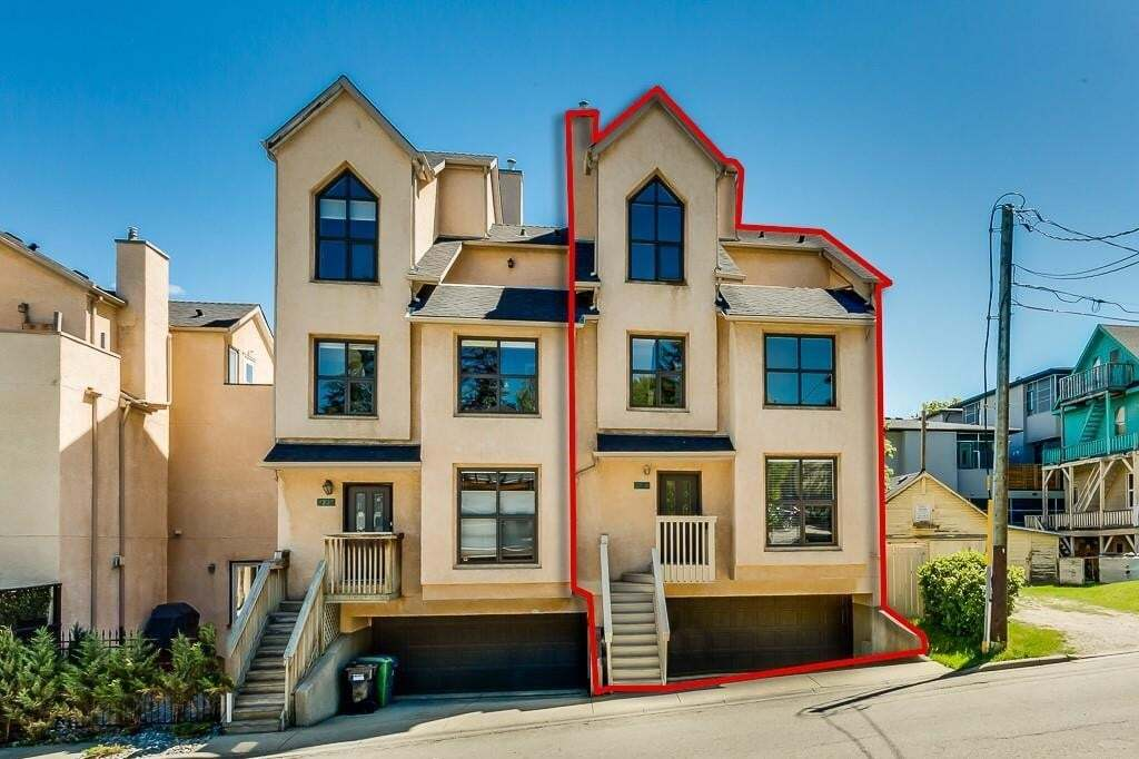 Townhouse for sale at 2208 15 St SW Bankview, Calgary Alberta - MLS: C4288225