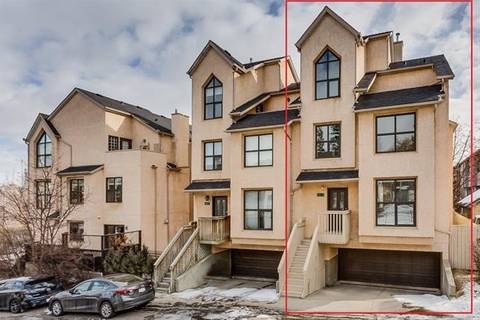 Townhouse for sale at 2208 15 Street Sw St Southwest Calgary Alberta - MLS: C4288225