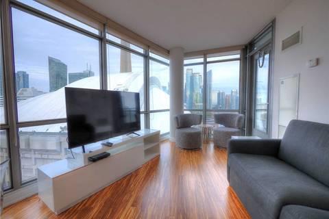 Apartment for rent at 3 Navy Wharf Ct Unit 2208 Toronto Ontario - MLS: C4577482