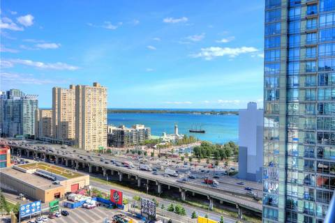 Condo for sale at 3 Navy Wharf Ct Unit 2208 Toronto Ontario - MLS: C4737269