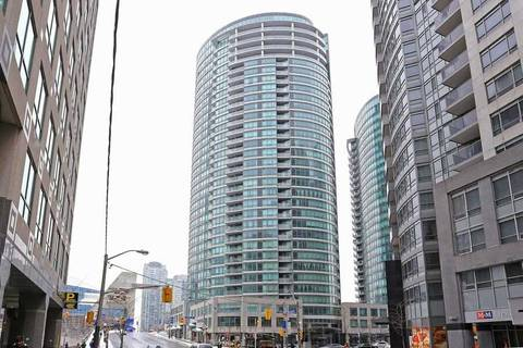 Apartment for rent at 361 Front St Unit 2208 Toronto Ontario - MLS: C4548389