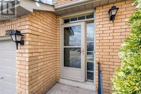 Townhouse for sale at 2208 Dale Ridge Dr Oakville Ontario - MLS: 30728077