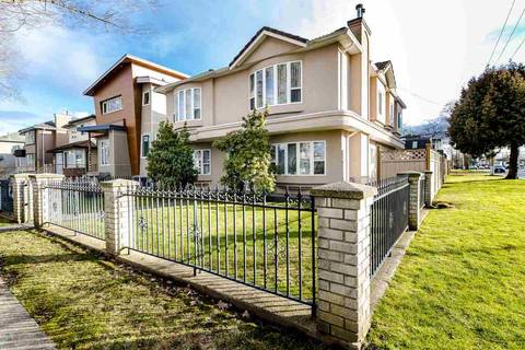 House for sale at 2208 43rd Ave E Vancouver British Columbia - MLS: R2437470