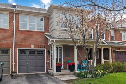 Townhouse for sale at 2208 Shadetree Ave Burlington Ontario - MLS: H4053951