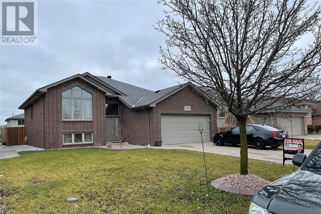 House for sale at 2208 St. Clair Ave Windsor Ontario - MLS: 21000056