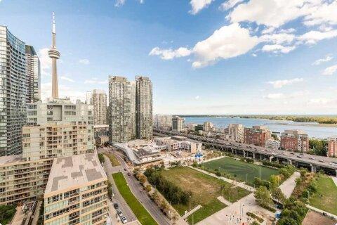 Apartment for rent at 151 Dan Leckie Wy Unit 2209 Toronto Ontario - MLS: C5003346