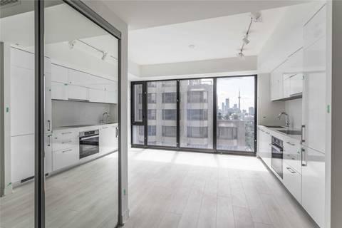Apartment for rent at 188 Cumberland St Unit 2209 Toronto Ontario - MLS: C4555907