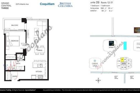 Condo for sale at 2975 Atlantic Ave Unit 2209 Coquitlam British Columbia - MLS: R2526864