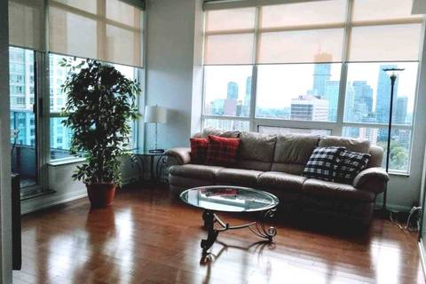 Apartment for rent at 500 Sherbourne St Unit 2209 Toronto Ontario - MLS: C4672022