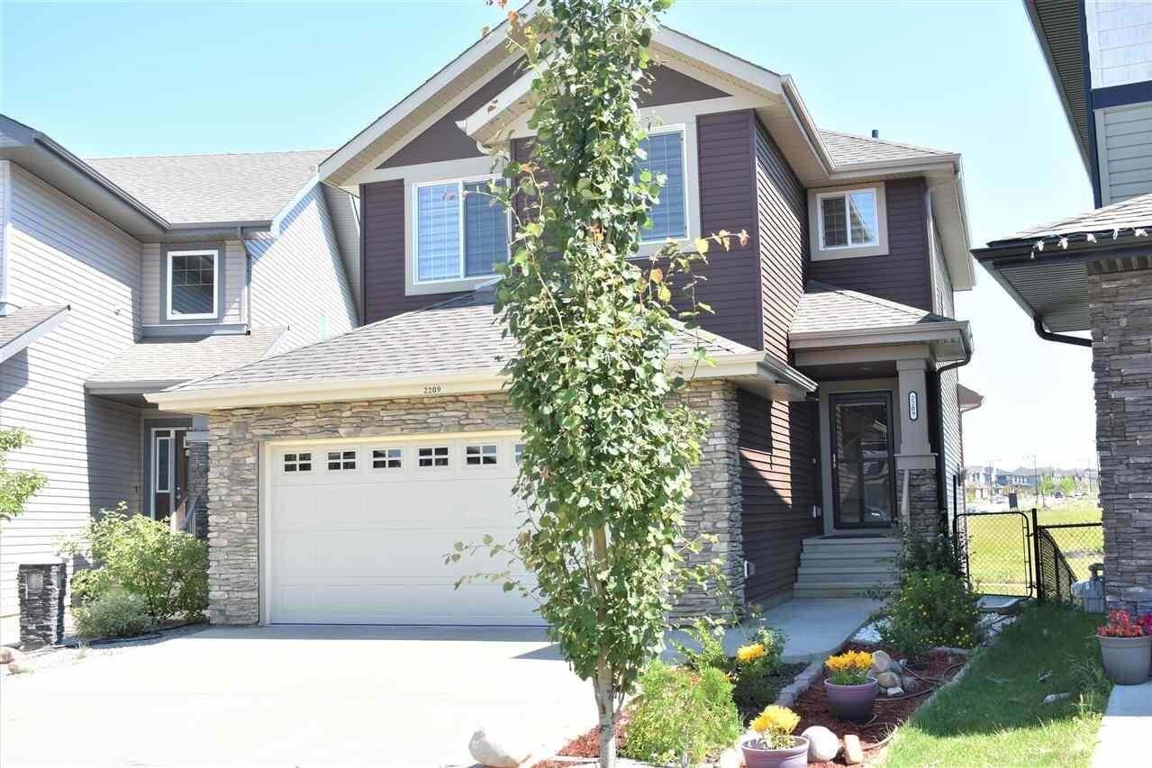 House for sale at 2209 56 St SW Edmonton Alberta - MLS: E4208066