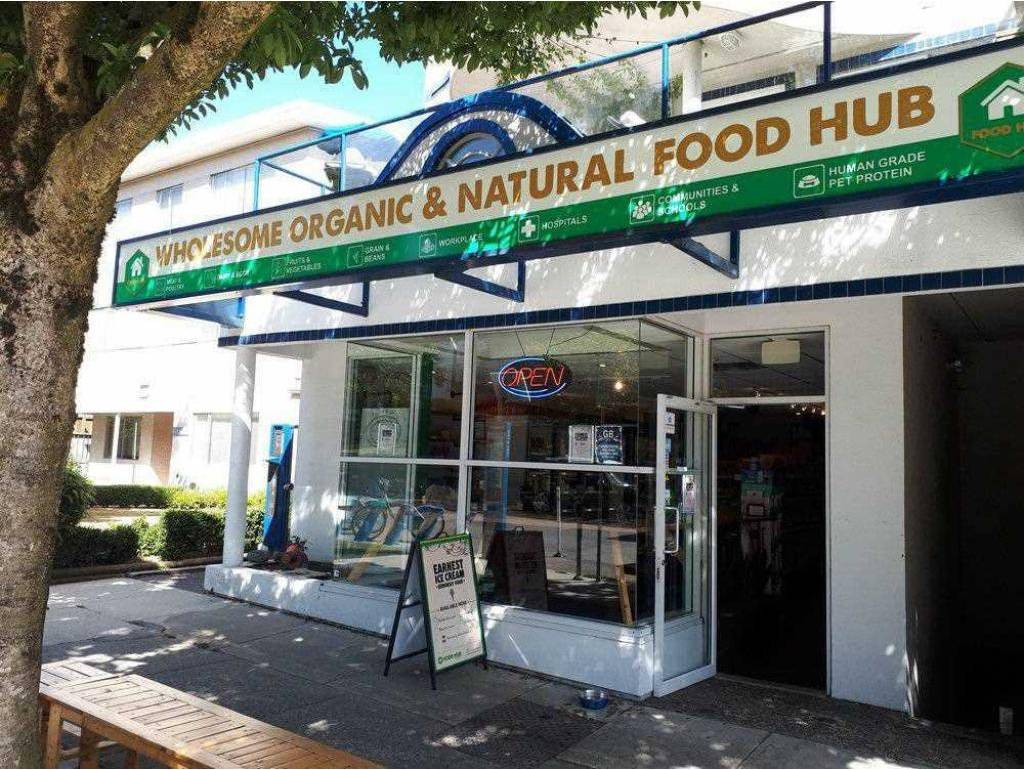 Commercial property for lease at 2209 York Ave Vancouver British Columbia - MLS: C8023881