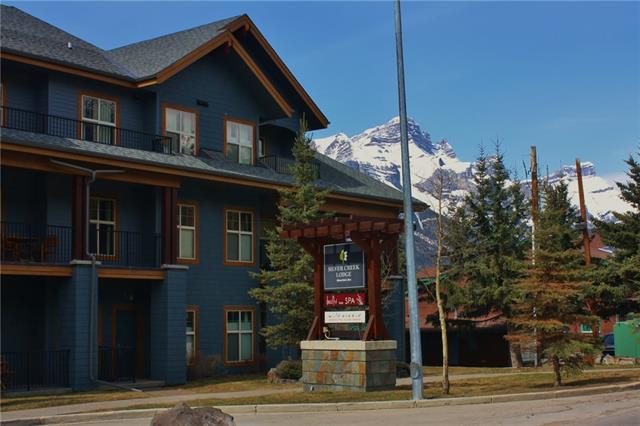 For Sale: 220a - 1818 Mountain Avenue, Canmore, AB | 2 Bed, 2 Bath Condo for $94,900. See 16 photos!