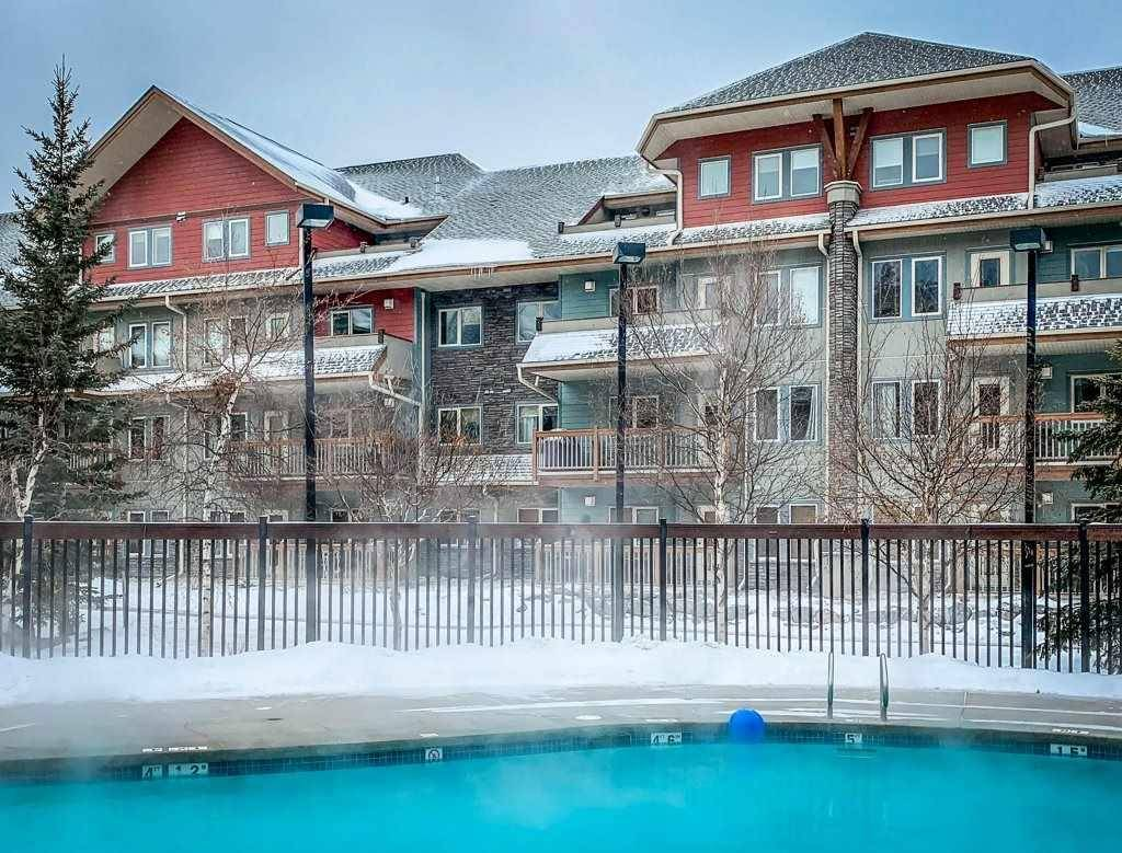 Condo for sale at 101 Montane Rd Unit 221 Canmore Alberta - MLS: E4193221