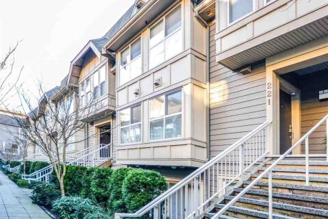 Townhouse for sale at 2110 Rowland St Unit 221 Port Coquitlam British Columbia - MLS: R2529176