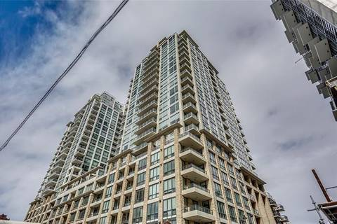 Condo for sale at 222 Riverfront Ave Southwest Unit 221 Calgary Alberta - MLS: C4241443