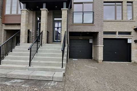 Townhouse for rent at 30 Times Square Blvd Unit 221 Hamilton Ontario - MLS: X4702428