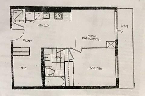 Apartment for rent at 7 Kenaston Gdns Unit 221 Toronto Ontario - MLS: C4515094