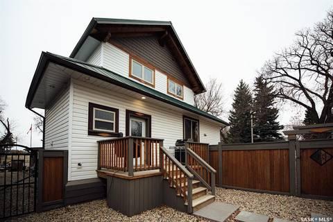 House for sale at 221 Bemister Ave E Melfort Saskatchewan - MLS: SK789998