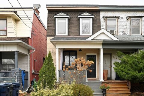 Townhouse for sale at 221 Booth Ave Toronto Ontario - MLS: E5000715