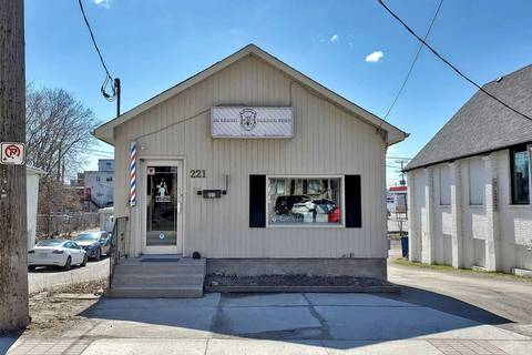Commercial property for sale at 221 Brock St Peterborough Ontario - MLS: X4736326
