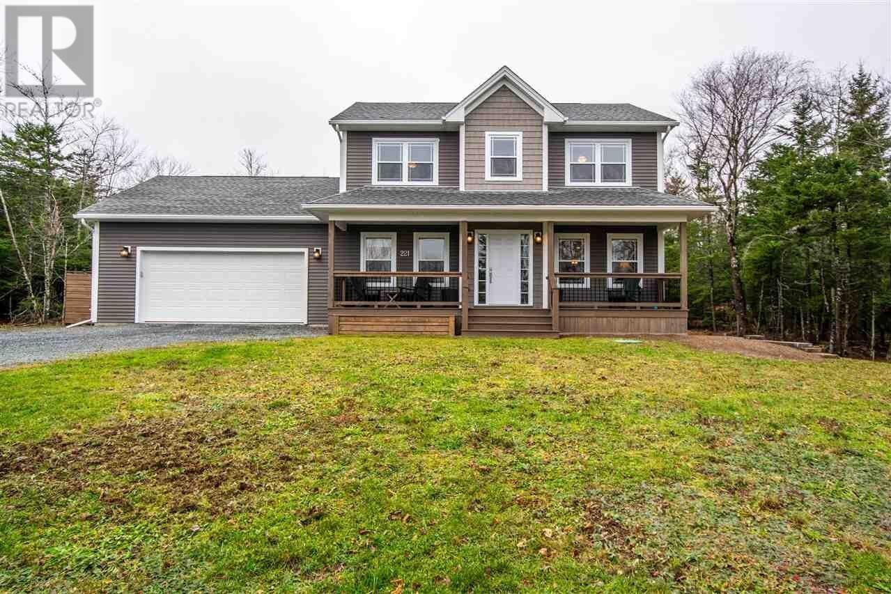 House for sale at 221 Bryanston Rd Lucasville Nova Scotia - MLS: 202024506