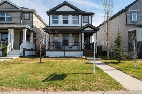 House for sale at 221 Copperstone Gdns SE Calgary Alberta - MLS: A1046936