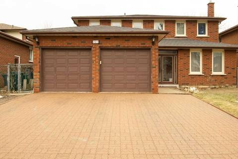 House for rent at 221 Dean Park Rd Toronto Ontario - MLS: E4657976