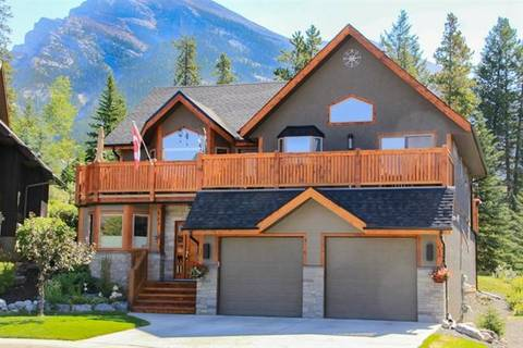 House for sale at 221 Eagle Point(e) Canmore Alberta - MLS: C4261204