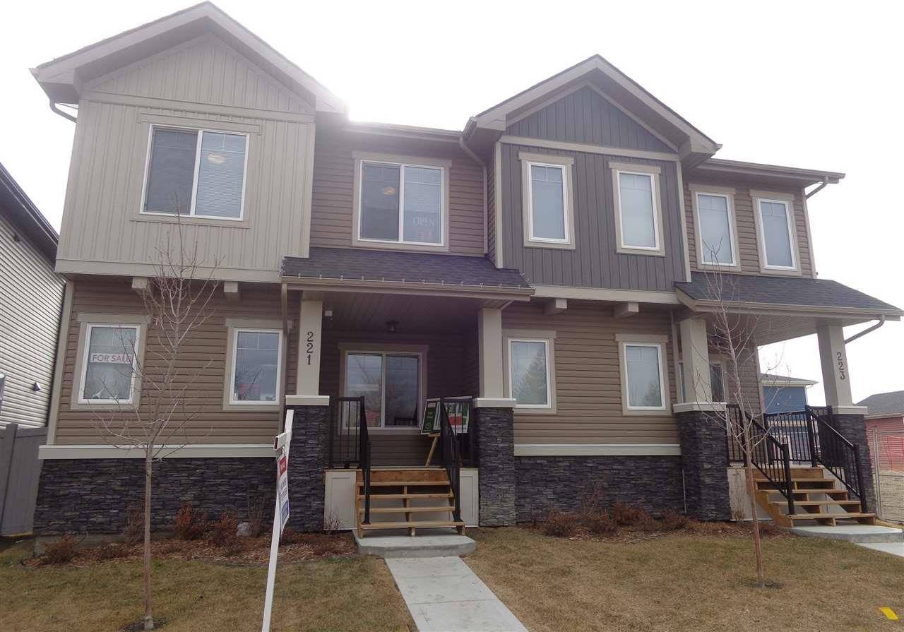 Townhouse for sale at 221 Griesbach Rd Nw Edmonton Alberta - MLS: E4182676