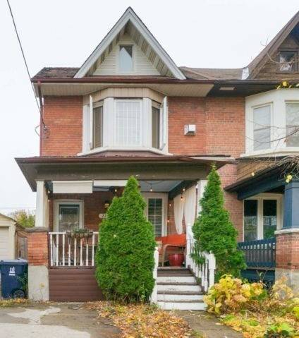 Townhouse for rent at 221 Hastings Ave Toronto Ontario - MLS: E4628239