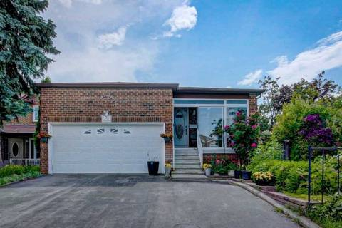 House for sale at 221 Hupfield Tr Toronto Ontario - MLS: E4512716