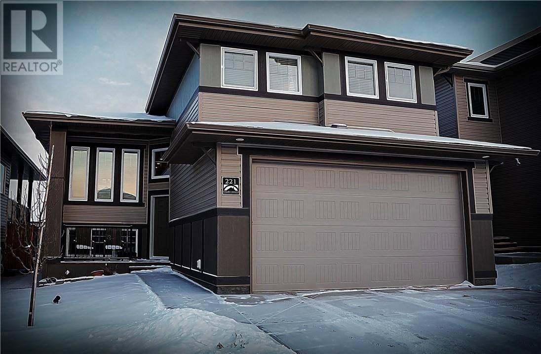 House for sale at 221 Lasalle Te W Lethbridge Alberta - MLS: ld0186253