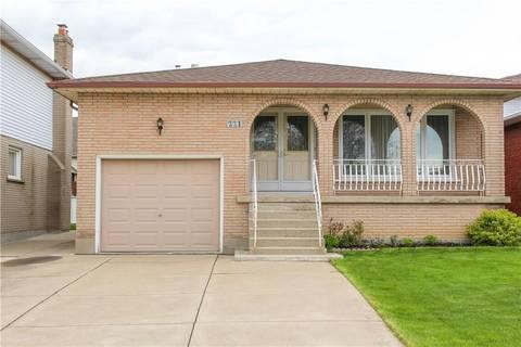 House for sale at 221 Lawnhurst Ct Hamilton Ontario - MLS: H4053785