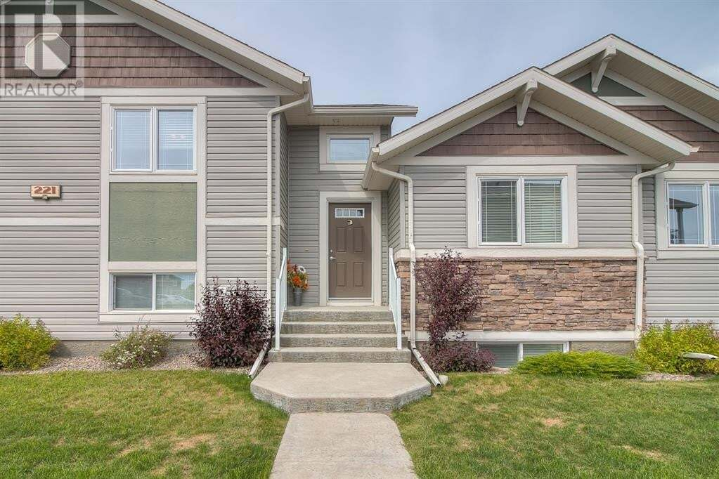 Townhouse for sale at 221 Lettice Perry Rte North Lethbridge Alberta - MLS: A1005480